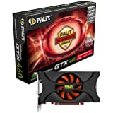 Palit GeForce GTX 460 SONIC 2 GB 256-bit GDDR5 x16 HDCP Ready SLI Support Fermi PCI Express 2.0 Video Card NE5X460SF1142