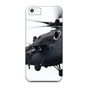New Arrival Cover Case With Nice Design For Iphone 5c- Russian Air Force Helicopter