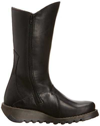 2 Fly Boots Mes Women Chukka Black London TTAEBq0Z