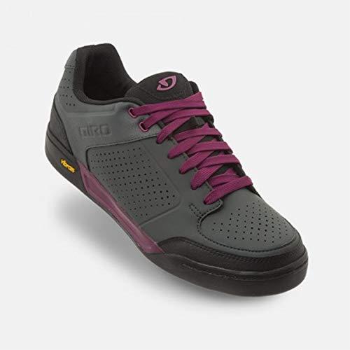 Giro Riddance Cycling Shoe - Women's Dark Shadow/Berry - Women Cycling Shoes Giro