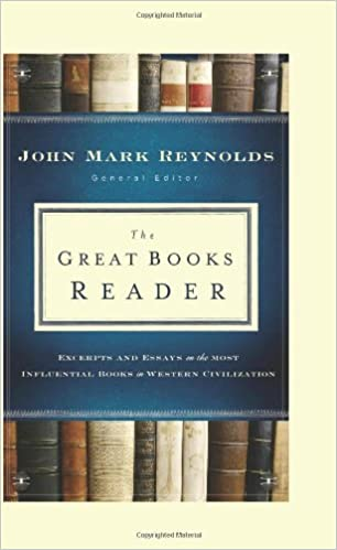 great books reader the excerpts and essays on the most  great books reader the excerpts and essays on the most influential books in western civilization john mark reynolds 9780764208522 com books