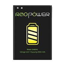 RAQPower B500BU Li-ion Battery Durable B500BE 2500 mAh For Samsung Galaxy S4 mini SGH-I257