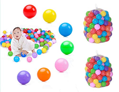 GonPi Toy Balls - 50pcs/lot Eco-Friendly Colorful Soft for sale  Delivered anywhere in USA