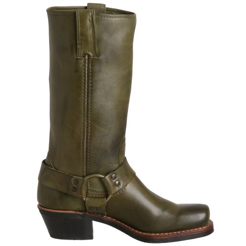 Harness Women's Boot 12R Frye Olive nqXZ8zap