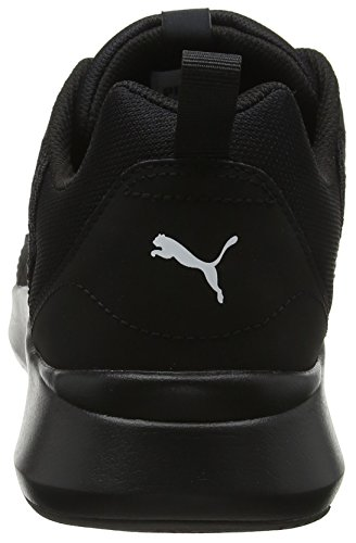 puma puma Puma Black Puma Black Black Noir 01 Mixte Wired Adulte Basses Sneakers xqwgB6