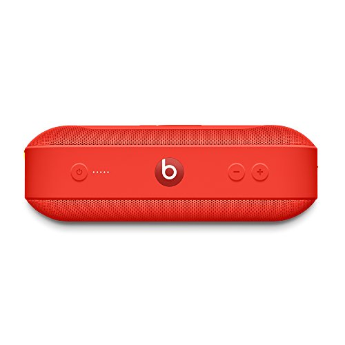 BEATS P.l.L.L.((+)) Wireless Bluetooth Portable Speaker with 1.5m Lightning to USB-A charging cable and 12.5W Power Adapter (Red) by beats_by_dre (Image #1)