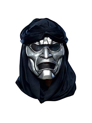 Rubie's Vacuform Immortal Mask with Hood - 300 Movie -