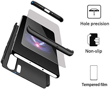 35 opinioni per BESTCASESKIN Cover per Cellulare Huawei P30 PRO in PC Rigida con Vetro Temperato