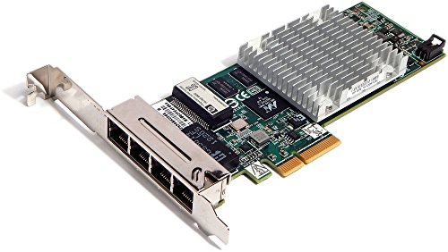 (HP NC375T 4Port Gigabit PCIe Ethernet Card 539931-001)