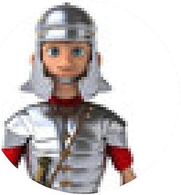 alfombrilla de ratón Soldado romano del legionario: Amazon ...