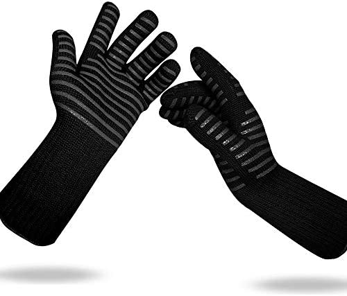 MIG4U Gloves Grill Heat Resistant