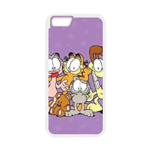 Garfield For iPhone 6 Screen 4.7 Inch Csaes phone Case THQ138820