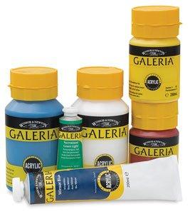 (Winsor & Newton Galeria Acrylic Color Tube, 60ml, Buff Titanium)