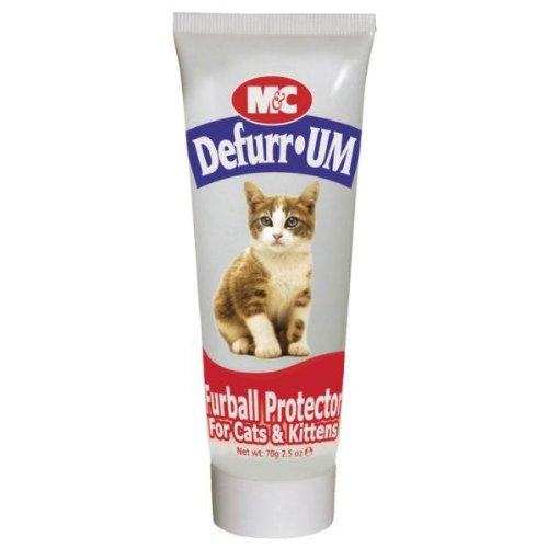 Defurr-Um Hairball Remedy Paste – 2.5 ounces, My Pet Supplies