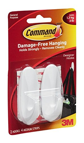 Wholesale CASE of 25 - 3M Command Designer Reusable Adhesive