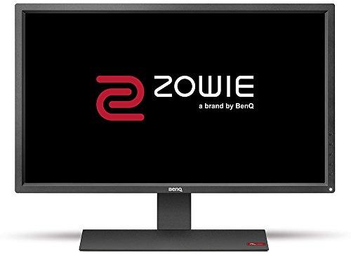 BenQ ZOWIE RL2755 68,58 cm (27 Zoll) Konsolen eSports Monitor (DSub, DVI, 2x HDMI, 1ms Reaktionszeit) grau