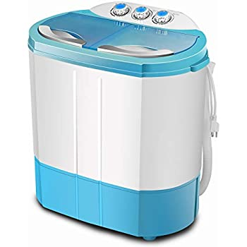 Amazon Com Super Deal Portable Washing Machine Mini Twin