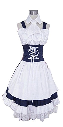Chobits Eruda Maid Uniform Cosplay Costume Customize Cosplay Costume