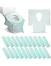 Disposable Toilet Seat Covers Extra Large 20 Packs