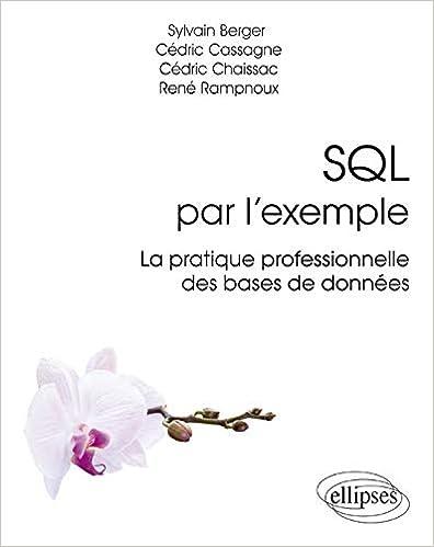 Livre SQL par l'Exemple