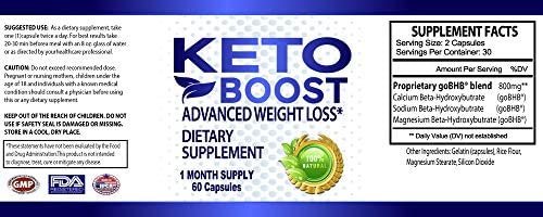 Shark Tank Keto Boost Diet Pills 4