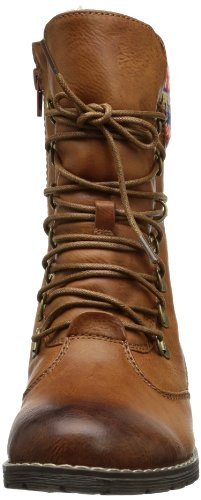 Rieker 92513-24, Women's Chukka Boots Brown (Tan)