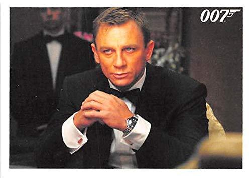 Daniel Craig Trading Card Casino Royale 007 James Bond 063