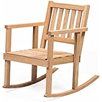 Handcrafted Eli & Mattie Amish-Made Lil' Rocking Chair