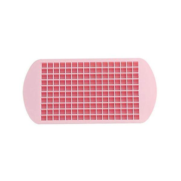 Fablcrew. 160 vaschetta per Ghiaccio Quadrata in Silicone Size 23.5 * 11.9 * 1.2cm 1 spesavip