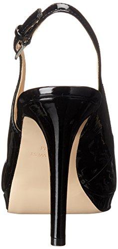 Bomba vestido sintético Nine West Emilyna Black