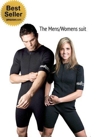 UPC 858378002085, Kutting Weight (cutting weight) neoprene weight loss sauna suit Black 5XL