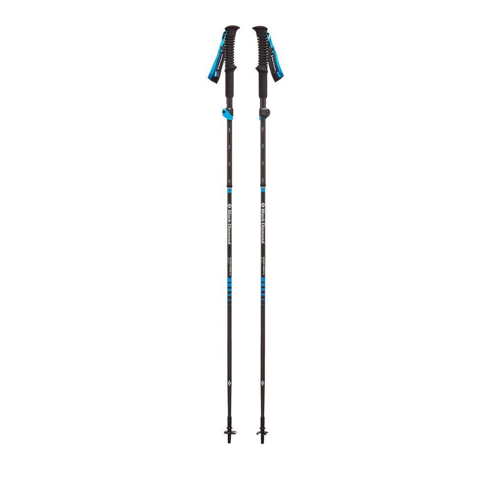 Black Diamond Distance Carbon FLZ-Z Trekking Poles (125cm) - SS19 - One - Black