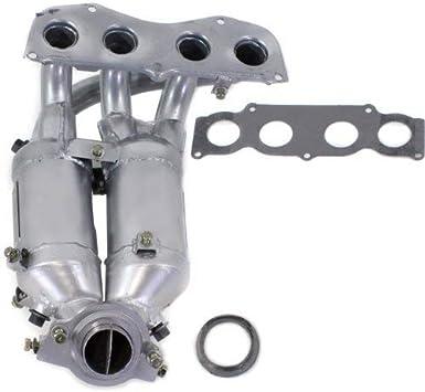 Catalytic Converter For 2001 2002 2003 Toyota RAV4 w// Exhaust Manifold Black