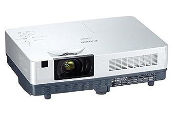 Canon LV-7297M - Proyector XGA (2600 lúmenes ANSI), gris y ...