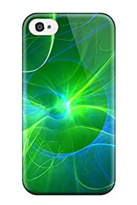 for iphone 4/4s Case, Premium Protective Case With Awesome Look - Light