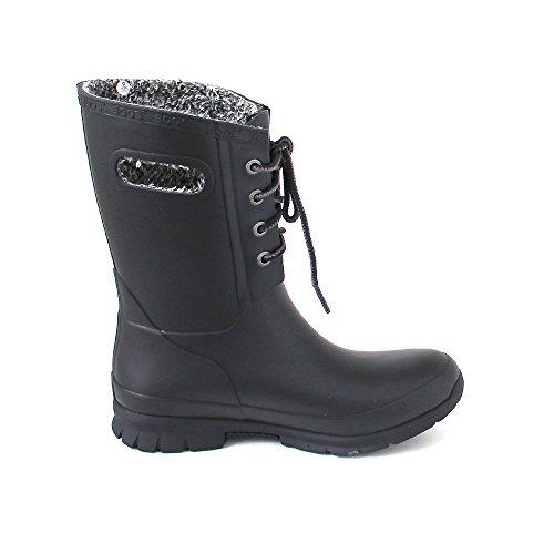 Bogs Plush Amanda Plush Bogs Boot Plush Black Boot Amanda Black Amanda Bogs Boot 8RqfFf
