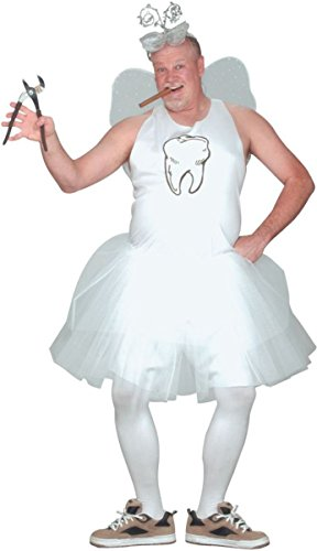 [Tooth Fairy Costume - Plus Size - Chest Size 48-53] (Tooth Fairy Costumes)