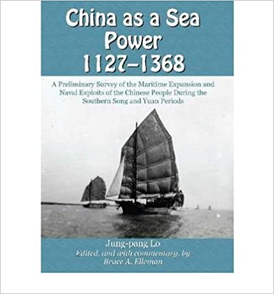 China as a Sea Power, 1127-1368 (Paperback) - Common