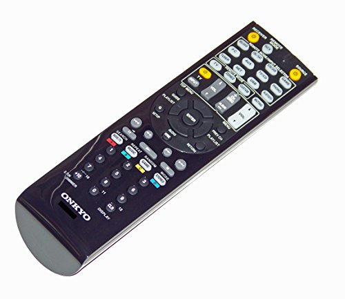 Price comparison product image OEM Onkyo Remote Control Specifically for: TXNR535, TX-NR535, HTR593, HT-R593