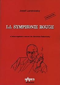 La symphonie rouge par Josef Landowsky