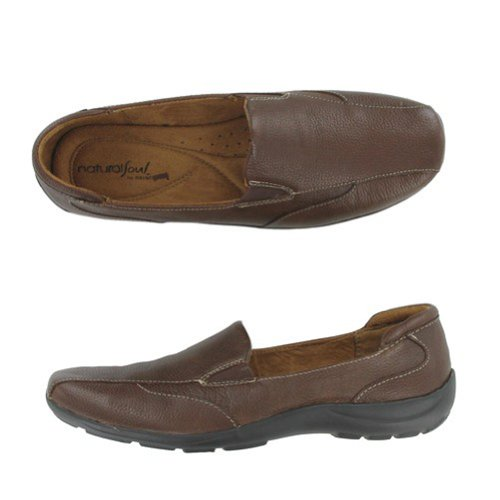 Naturalizer FETLAR B2937L1200 Brown Leather 7 2ZOUyx