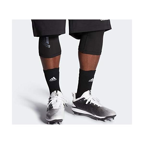 adidas men's adizero afterburner splash metal baseball cleats