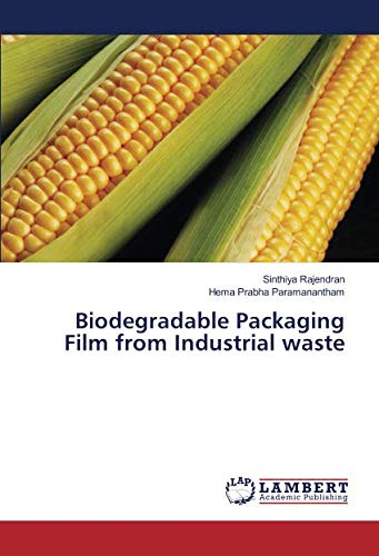 Biodegradable Packaging Film from Industrial waste: Amazon.es ...
