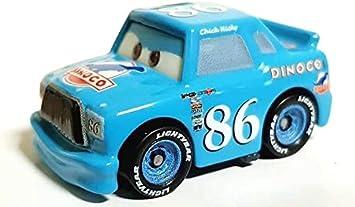 Disney Pixar Cars Mini Racers - Lista 2 (Dinoco Chick Hicks): Amazon.es: Juguetes y juegos