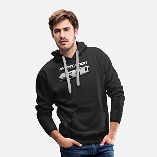 Long Sleeves For Men, Lamborghini Aventador Mens Premi, Cadine T Shirt Unisex, Tee Shirt For Men, Shirt For Women (Lamborghini Shirt)