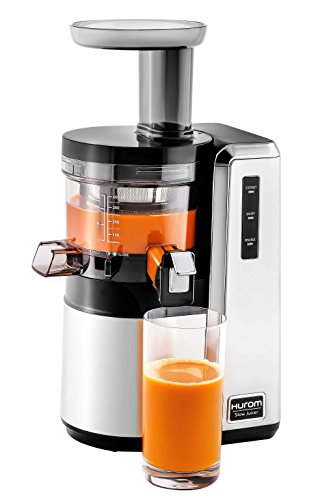 Hurom Hz Slow Juicer Silver : HUROM HZ Slow Juicer, Silver Appliances Store
