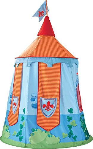 HABA Play Tent Knight's Hold - A Gallant Children's Bedroom Decor Accent