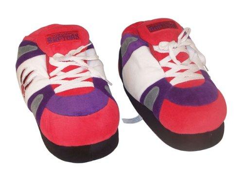 Lisensoitu Naisten Toronto Ja Raptors Virallisesti Feet Miesten Happy Nba Mukava Tossut Sneaker FYqCOwFB