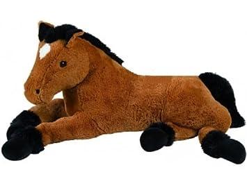 peluche geante cheval