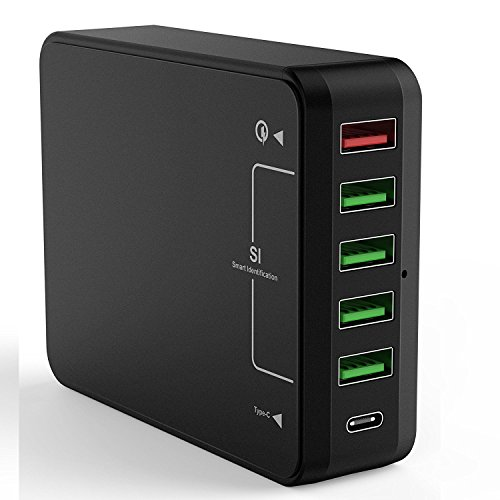 ALZN Charger Intelligent Desktop Charging